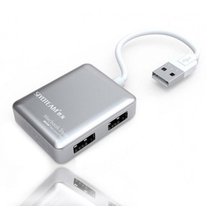 هاب انتقال داده سایوتیم Siyoteam High Speed 4 Face USB HUB | SY-H20