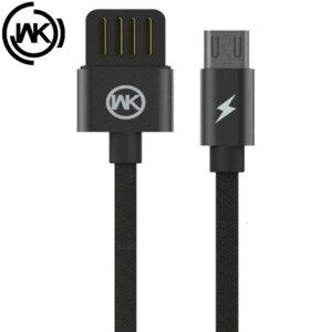 کابل شارژ دبلیوکی WK Type-C Aluminum Data & Fast Charge Cable | WDC-055