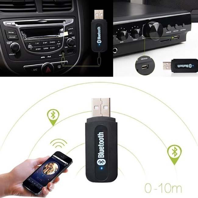 دانگل بلوتوث ارلدام Earldom Bluetooth Music Receiver   ET-M22