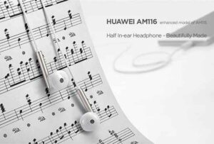 هندزفری اصلی هواوی Huawei Original Super Driver Unit Headphone   AM116
