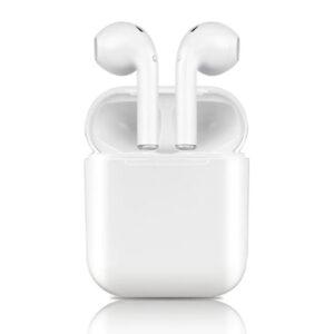 هندزفری بی سیم مدل ایرپاد Mini Bluetooth 3D Bass TWS Earphone | i12