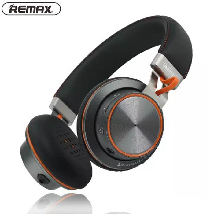 هدفون بلوتوث ریمکس Remax Intelligent Noise Reduction Headphone | RB-195HB