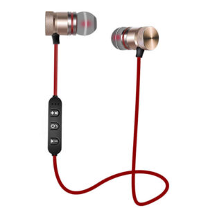 هندزفری بلوتوث با سری های مگنتی Bluetooth Stereo HD Sound Earphone | SGS-888