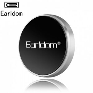 نگهدارنده موبایل ارلدام Earldom Magnetic Stainless Steel Car Holder | EH-18