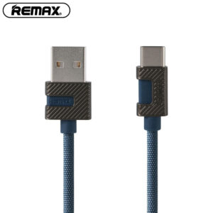 کابل شارژ سریع ریمکس Remax Type-C Data & Fast Charge Metal Braided Cable | RC-089a