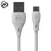 کابل سریع دبلیوکی WK Micro USB Data Sync & Charge Tangle Free Cable | WDC-072m