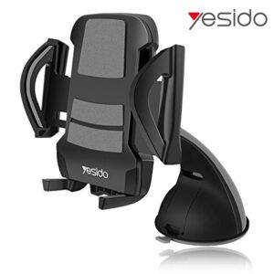 پایه نگهدارنده خودرو یسیدو YESIDO 360 Rotation ABS Car Holder | C25