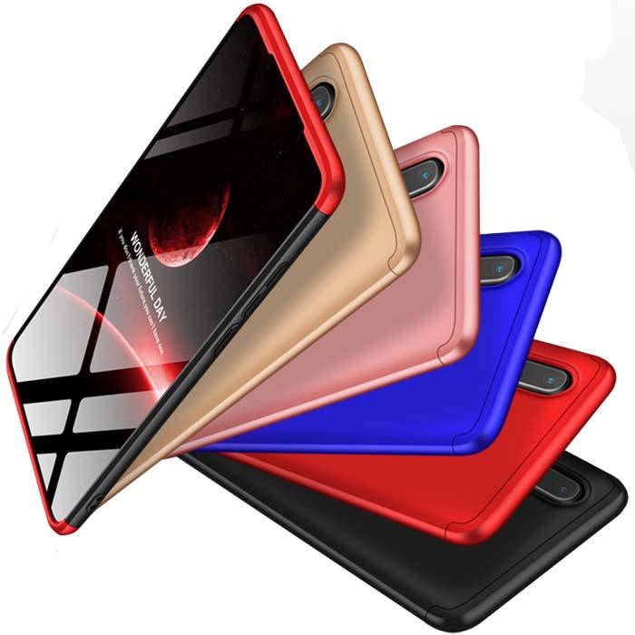 قاب سه تیکه هواوی Full Cover 3 in 1 Design Matte Gkk Case | Huawei P30
