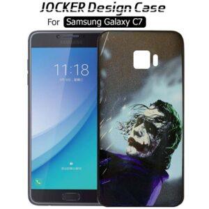 قاب محافظ طرح دار جوکر سامسونگ WK Design Joker Cover | Galaxy C7