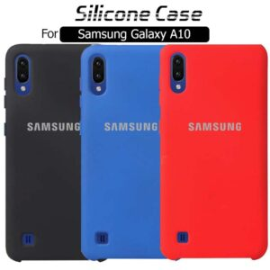 قاب محافظ سیلیکون اصل سامسونگ Original Silicone Case | Galaxy A10