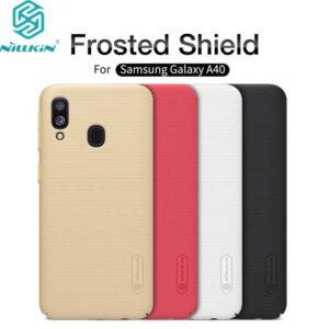 قاب محافظ نیلکین سامسونگ Nillkin Super Frosted Shield Cover | Galaxy A40