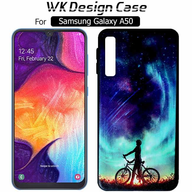 قاب طرح آسمان روشن سامسونگ Bright Sky Printed Case | Galaxy A50