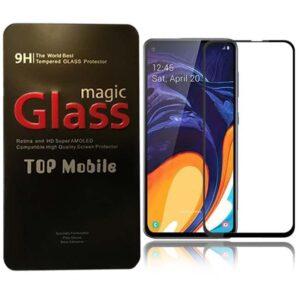 محافظ شیشه ای نمایشگر سامسونگ Magic 9D Curved Glass | Galaxy A60