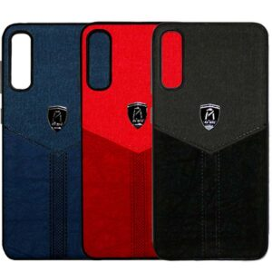 قاب محافظ طرح پارچه شیائومی Business Air Barids Cloth Pattern Case | Xioami Mi 9 SE