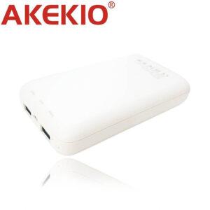 پاور بانک سریع آککیو Akekio 20000mAh Dual USB Rapid Power Bank   AK20