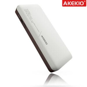 پاور بانک ایمن آککیو Akekio Dual USB 10000mAh Power Bank | U5