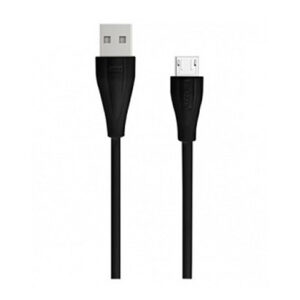 کابل سریع ارلدام Earldom Micro USB Data & Fast Charge 300mm Cable | ET-S01m