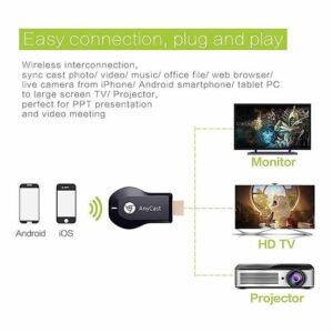 دانگل HDMI انتقال دهنده صوت و تصویر Ezchrome WiFi HDMI Dangle