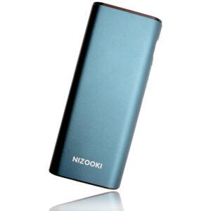 پاوربانک هوشمند نیزوکی Nizooki 16500mAh Dual Input Power Bank | K16