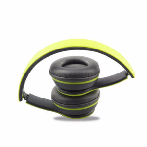 هدفون با سری قابل تنظیم Wireless Foldable Stereo HD Sound Headset   P47