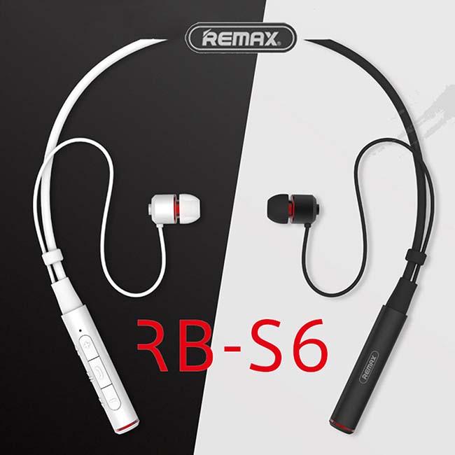 هندزفری بلوتوث ریمکس Remax Neckband Sport Stereo Handsfree | RB-S6