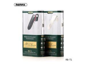هندزفری بلوتوث ریمکس Remax HD Sound Microphone Light Handsfree | RB-T1