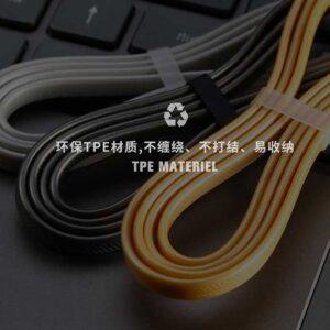 کابل شارژ ریمکس Remax Type-C Full Speed Alloy 2.1A Cable | RC-090a