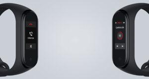 مچ بند هوشمند شیائومی می بند 4 نسخه گلوبال Xiaomi Mi band 4