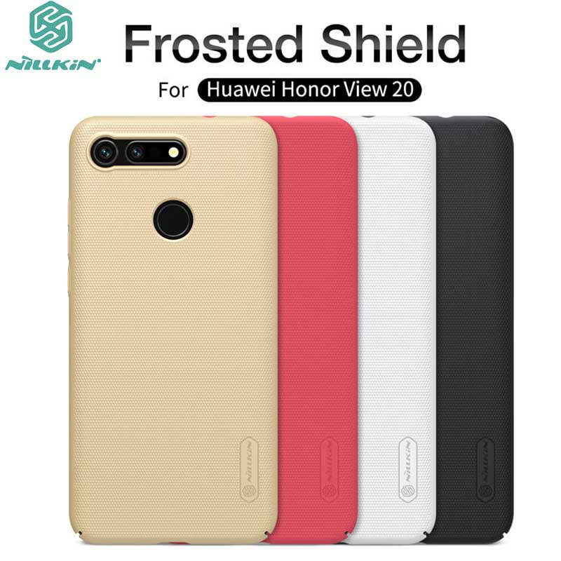 قاب سوپر فراستد شیلد آنر Frosted Shield Nillkin Cover Honor View 20 | Honor V20