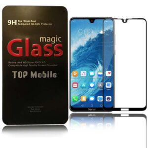 محافظ صفحه پوشش کامل Magic Full Screen Film Glass | Honor 8X Max