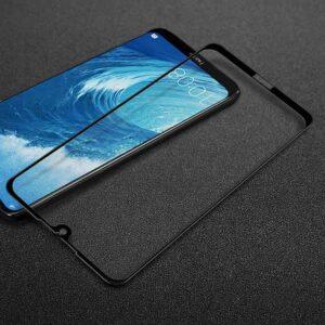 محافظ صفحه پوشش کامل Magic Full Screen Film Glass   Honor 8X Max