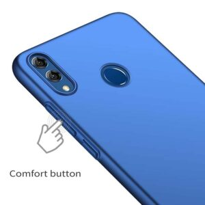 قاب ژله ای نرم آنر TPU Anti-Slip Matte Surface Case | Honor 8X Max
