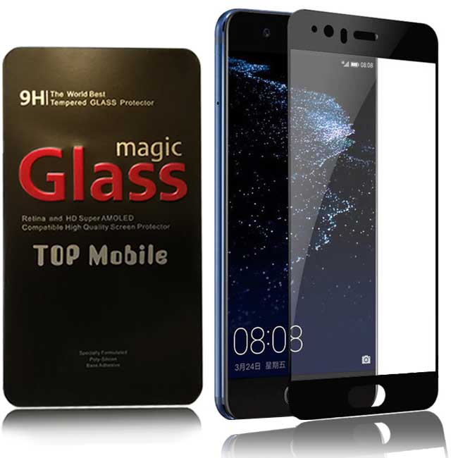 محافظ تمام چسب هواوی Magic Protective Full Glass | Huawei P10 Lite