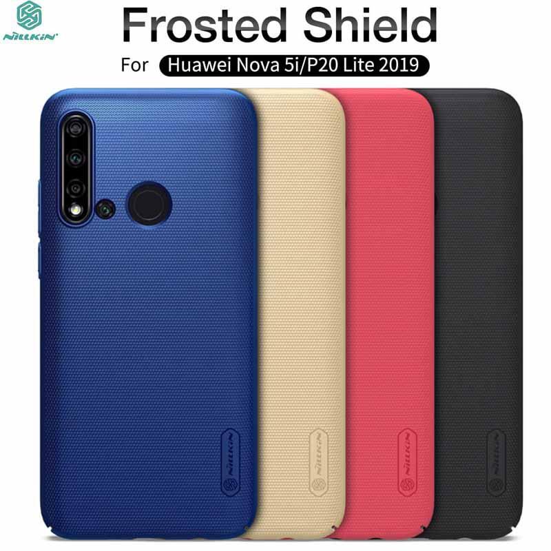 قاب مات نیلکین هواوی Frosted Shield Nillkin Cover P20 Lite 2019 | Nova 5i