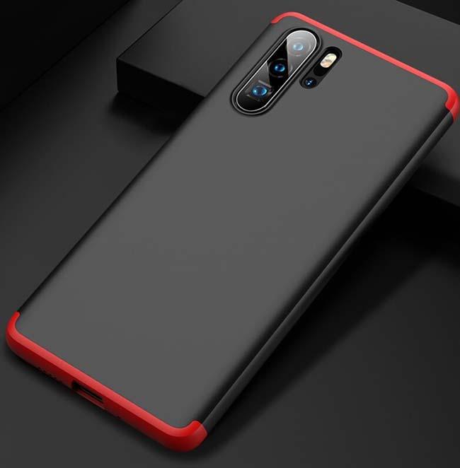 قاب سه تیکه هواوی Full Cover 3 in 1 Design GKK Cover   Huawei P30 Pro