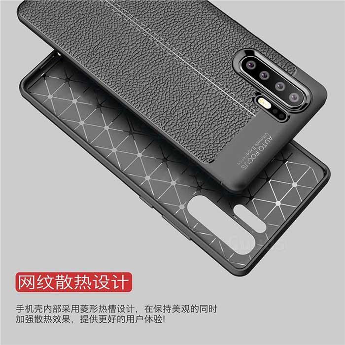 قاب اتو فوکوس هواوی Auto Focus Texture Case | Huawei P30 Pro