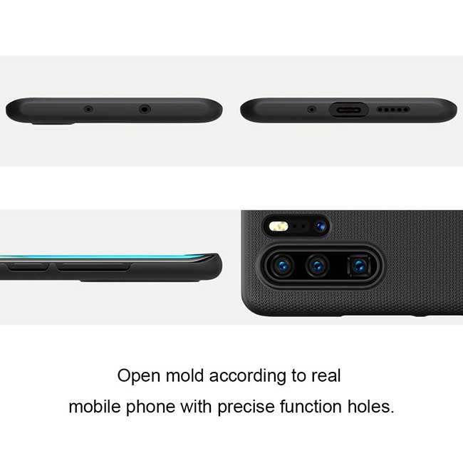 قاب محکم نیلکین شیائومی Nillkin Frosted Shield Matte Cover | Huawei P30 Pro