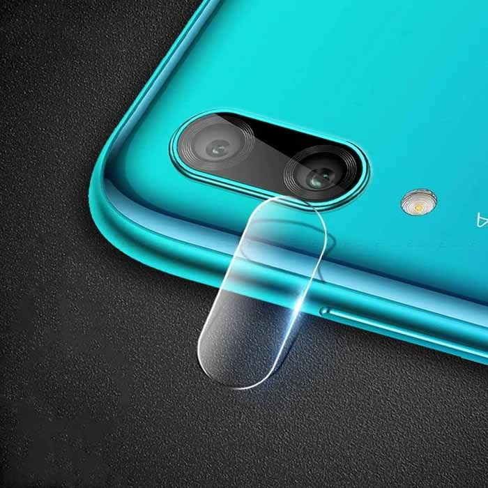 محافظ شیشه ای لنز دوربین هواوی Camera Lens Glass Y7 Prime 2019   Y7 2019