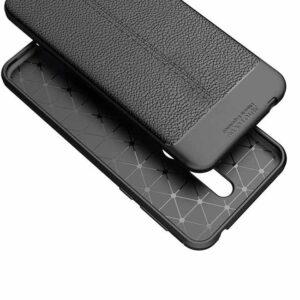 قاب محافظ طرح چرم نوکیا Auto Focus Texture Cover   Nokia 3.2