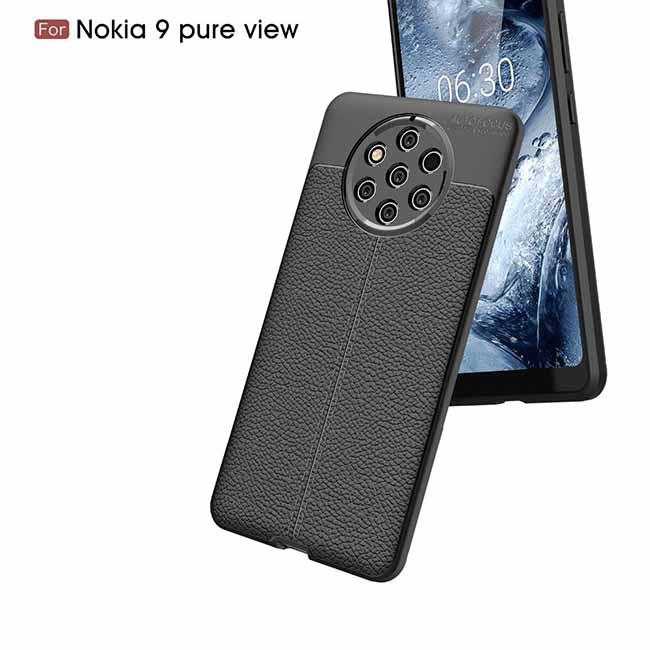 قاب محافظ اتو فوکوس نوکیا Auto Focus Flexible Case | Nokia 9 PureView