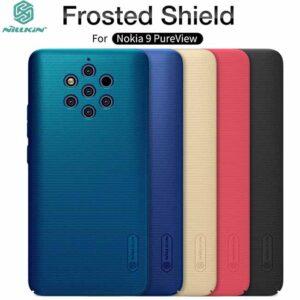 قاب نیلکین گوشی نوکیا Super Frosted Shield Nillkin Case | Nokia 9 PureView