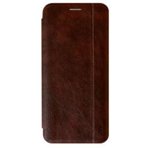 کیف محافظ چرم سامسونگ JMC Leather Wallet Cover   Galaxy A50