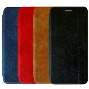 کیف چرمی سامسونگ Magnetic Prestige Wallet Flip Cover | Galaxy A60