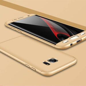 قاب سه تیکه گوشی سامسونگ Full Cover Design GKK Cover | Galaxy S7 Edge