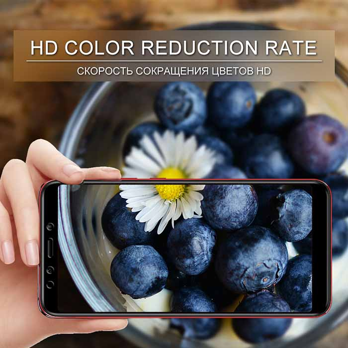 محافظ نمایشگر پوشش منحنی نوکیا Magic 9D Full Coverage Glass   Nokia 3.2