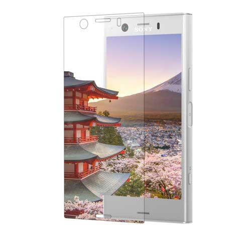 محافظ نمایشگر سونی Screen Protector Glass Guard | Xperia XZ1 Compact