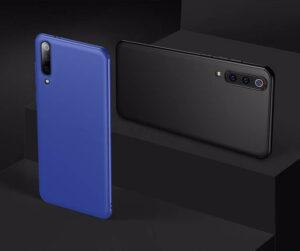 قاب ژله ای نرم شیائومی Matte Surface Anti-Slip TPU Case   Xiaomi Mi 9
