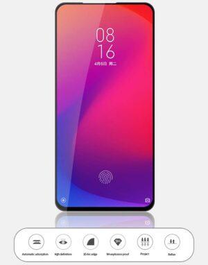 محافظ صفحه شیائومی Magic Full Cover Film Glass Xiaomi Mi 9T | Mi 9T Pro