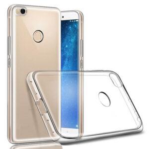 قاب ژله ای شفاف شیائومی Transparent Clear Case | Xiaomi Mi Max 2