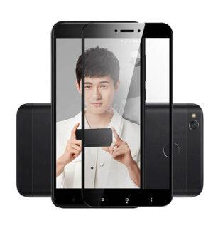 محافظ تمام چسب شیائومی Magic Protective Full Glass   Xiaomi Redmi 4X
